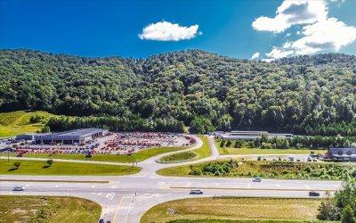 Blue Ridge Residential Lots & Land For Sale: 25ac Appalachian Highway