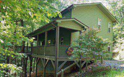 Cherokee County Single Family Home For Sale: 77 Songbird