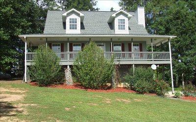 Blairsville Single Family Home For Sale: 145 Creeping Cedar Lane