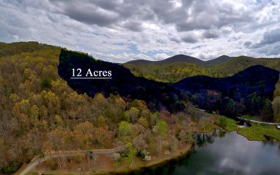 Blue Ridge Residential Lots & Land For Sale: 12 Ac Doublehead Gap