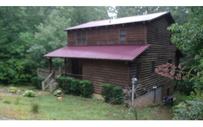 Blairsville Single Family Home For Sale: 78 Wilderness Way