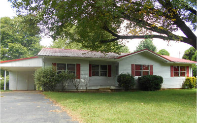 McCaysville Single Family Home For Sale: 3212 Mobile Road