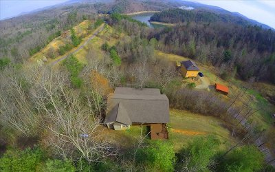 Cherokee County Single Family Home For Sale: 22 Heavenly View Lane