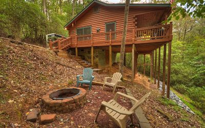 Ellijay Single Family Home For Sale: 281 Riverbend Trail