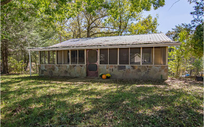 McCaysville Single Family Home For Sale: 162 Woodland Dr