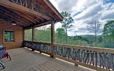 Mineral Bluff Single Family Home For Sale: Lt 3 Ridgeline Vistas