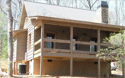 Blue Ridge Single Family Home For Sale: Lot 67 Pine Terrace Circle