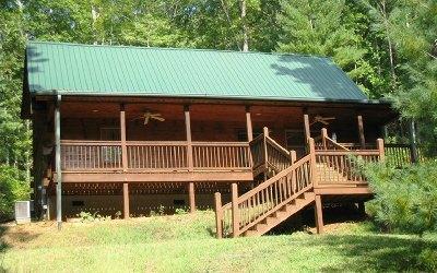 Cherokee County Single Family Home For Sale: 121 Ruud Ridge