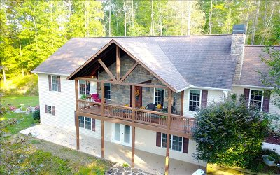 Ellijay Single Family Home For Sale: 670 Sally Circle