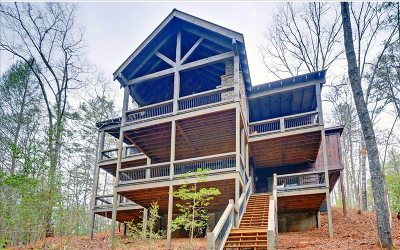 Blue Ridge Single Family Home For Sale: 1552 Chestnut Gap Rd