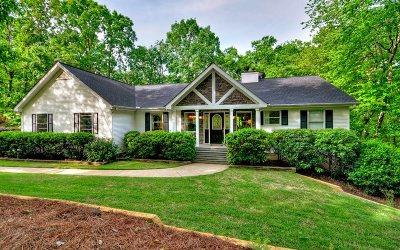 Jasper Single Family Home For Sale: 100 Canter Lane