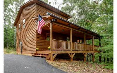 Cherokee County Single Family Home For Sale: 399 Goldfinch Lane