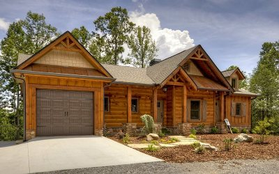 Blue Ridge Single Family Home For Sale: Lot15 Overlook At Br