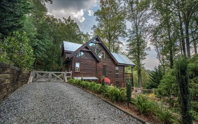 Blue Ridge Single Family Home For Sale: 722 Mtn Highlands Ct