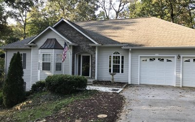 Ellijay Single Family Home For Sale: 57 Eric Lane