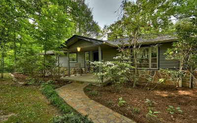 Blue Ridge Single Family Home For Sale: 8037 Aska Road