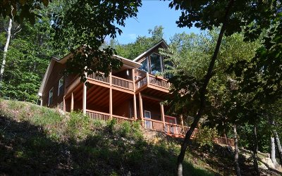 Blairsville Single Family Home For Sale: 82 Sunny View Dr