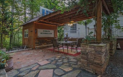 Ellijay Single Family Home For Sale: 11 Three Feather
