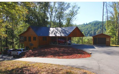 Mineral Bluff Single Family Home For Sale: 2940 Salem Road
