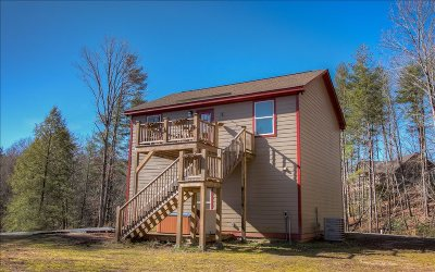 Ellijay Single Family Home For Sale: 103 Waleska Lane