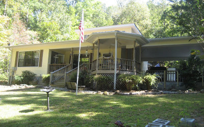 Hiawassee Single Family Home For Sale: 11 Rock Hill Rd