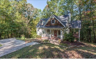 Ellijay Single Family Home For Sale: 114 Cherry Court