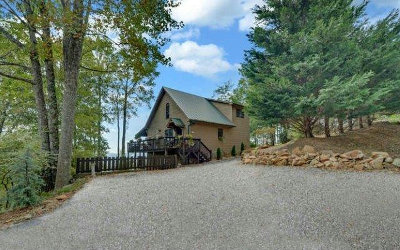 Ellijay Single Family Home For Sale: 1056 Walnut Ridge