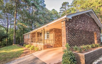 Ellijay Single Family Home For Sale: 10527 Tails Creek Road