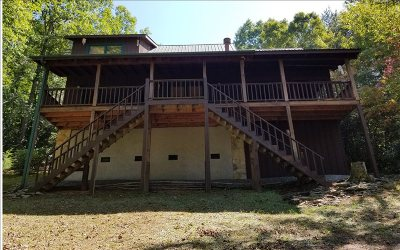 Hiawassee Single Family Home For Sale: 3318 H F Lyons Road