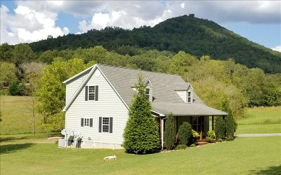 Hayesville Single Family Home For Sale: 73 Morning Glory Trail
