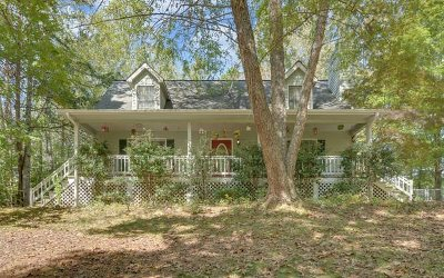 Hiawassee Single Family Home For Sale: 3256 Foster Road