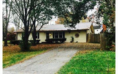 Blairsville Single Family Home For Sale: 131 Jones Street