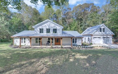 Ellijay Single Family Home For Sale: 161 Willow Creek Lane