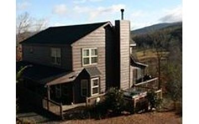 Young Harris Single Family Home For Sale: 307 Ruby Ridge