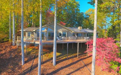 Towns County Single Family Home For Sale: 1744 Summit Trail