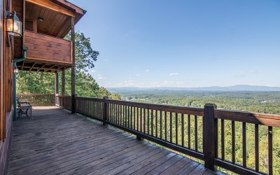 Mineral Bluff Single Family Home For Sale: 671 Tower Road
