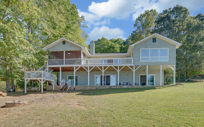 Hayesville Single Family Home For Sale: 403 Licklog Rd.