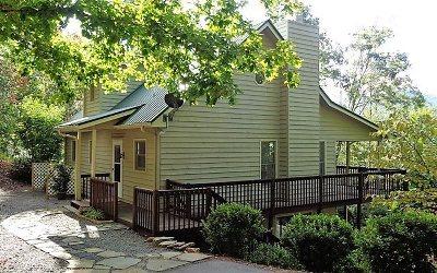 Hiawassee GA Single Family Home For Sale: $239,500