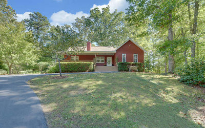 Hayesville Single Family Home For Sale: 281 Woodland Lane