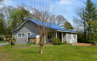 Fannin County Single Family Home For Sale: 16 Blackberry Lane