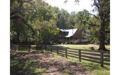 Jasper Single Family Home For Sale: 124 Thompson Lane