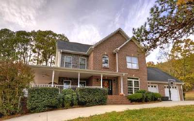 Blue Ridge Single Family Home For Sale: 18 Stillwater