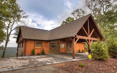 Blue Ridge Single Family Home For Sale: Tr 2a Riverbend Lane