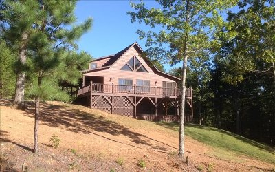 Cherokee County Single Family Home For Sale: 51 Whispering Springs