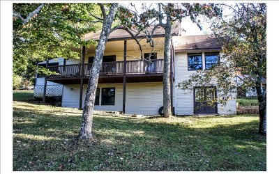Blairsville Single Family Home For Sale: 874 Beaver Run Road