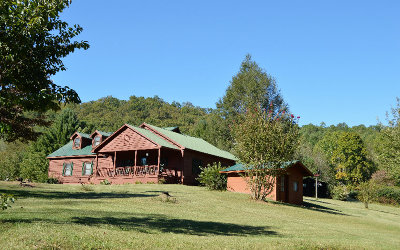 Hiawassee Single Family Home For Sale: 4253 Swallows Creek Road