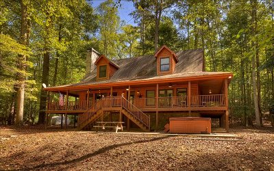 Ellijay Single Family Home For Sale: 1235 Zenith Trail
