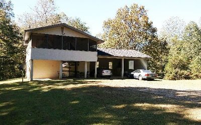 Murphy Single Family Home For Sale: 2935 Riverhill Road