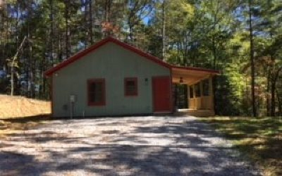 Murphy Single Family Home For Sale: 60 Judd Hl Rd