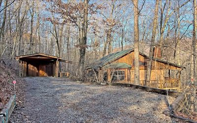 Blairsville Single Family Home For Sale: 102 Ross Ridge Road